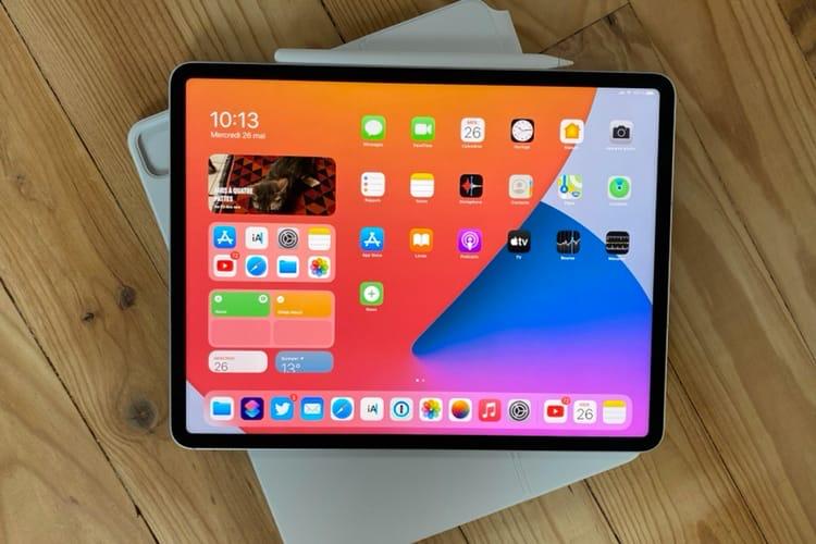 Test des iPad Pro 2021 : le matériel accroît son avance