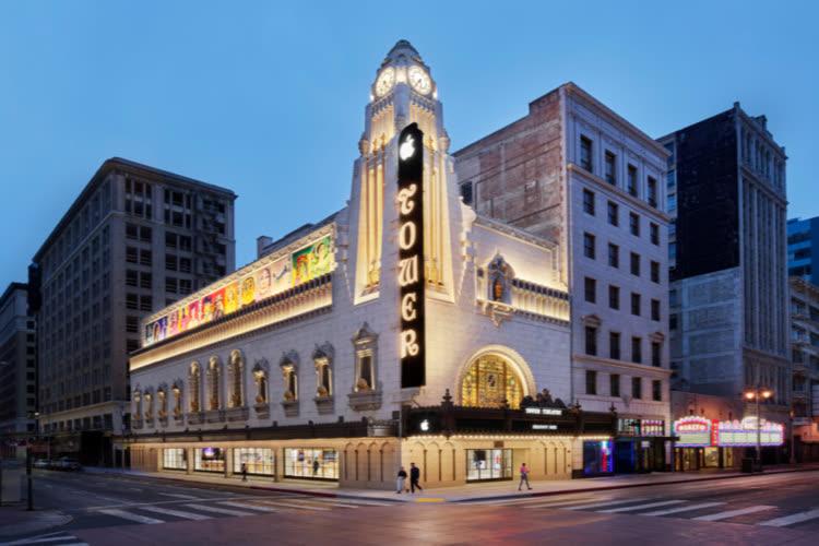 Apple va faire son cinéma dans un nouvel AppleStore spectaculaire à Los Angeles