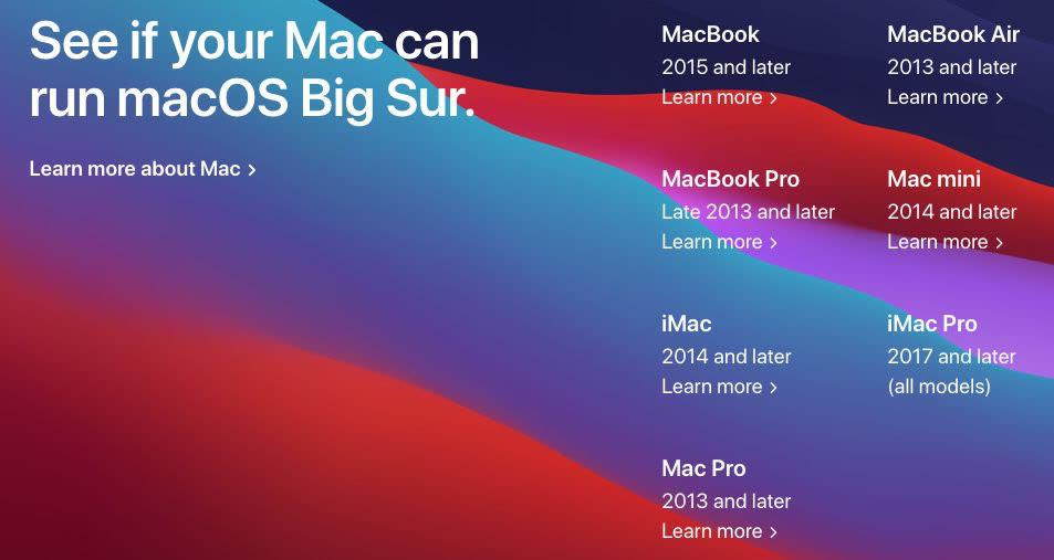 mg 5c6dc365 w828 w953 - macOS Monterey laisse sur le carreau pas mal d'anciens Mac