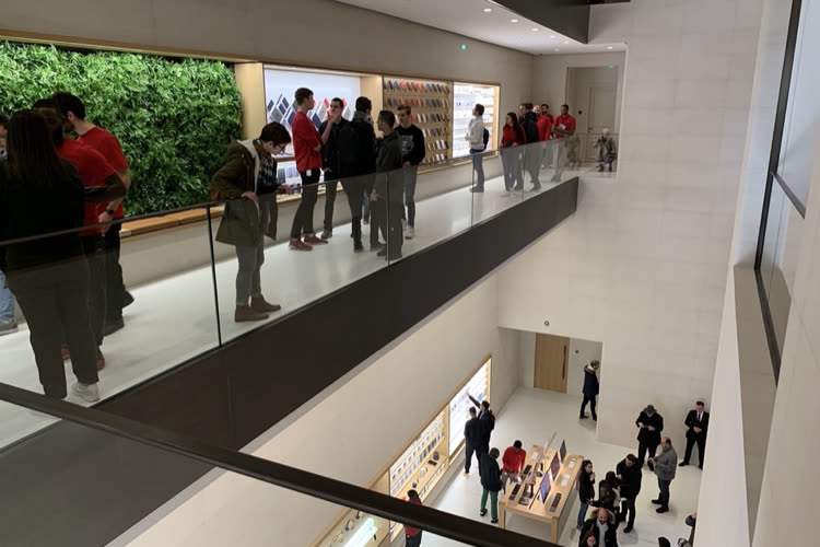 En France, Apple Retail a refusé une plus grande flexibilité pour le télétravail de ses salariés 🆕