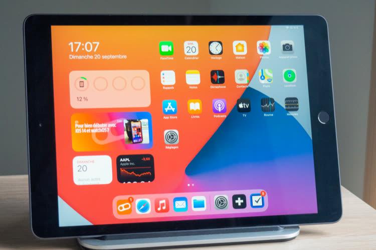 Promo: l'iPad 8 cellulaire à 485€ (-44€)