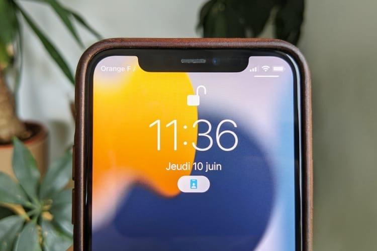 Aperçu du mode concentration d'iOS15 et macOS Monterey