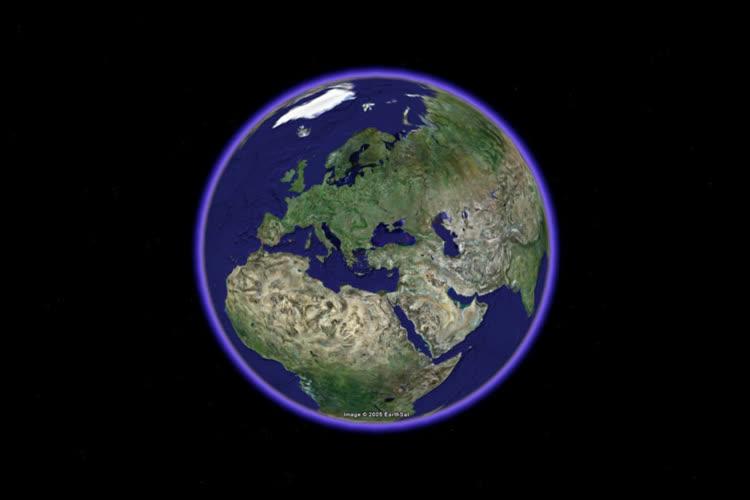 Il y a 20 ans naissait l'ancêtre de Google Earth
