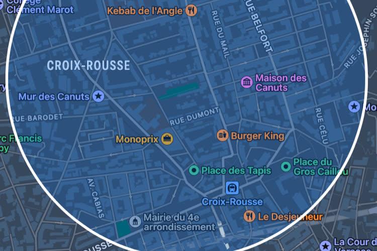 iOS 15 : Localiser affiche en direct la position des personnes