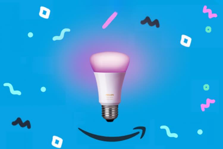 Prime Day : des ampoules, spots et bandes lumineuses Hue à partir de 64,99€