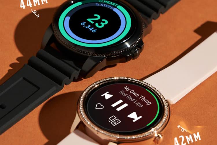 Les montres actuelles de Fossil ne passeront pas au nouveau système Wear