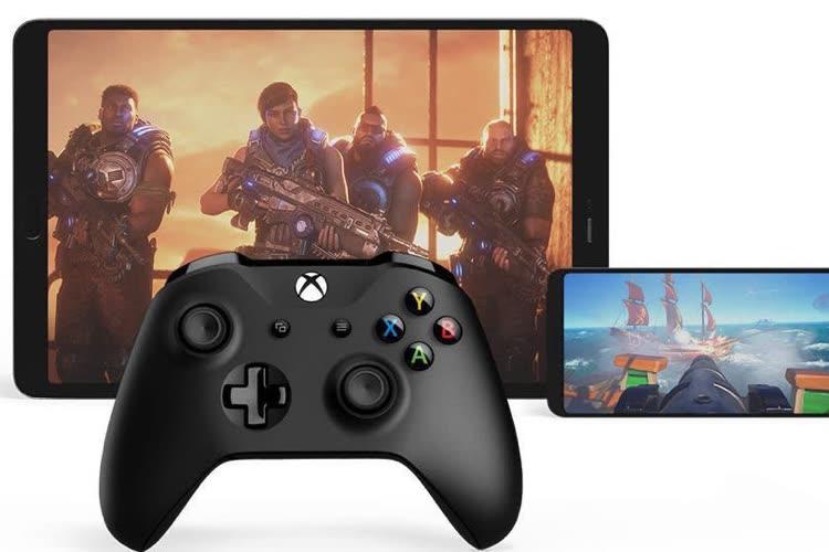 Xbox Cloud Gaming : un stick pour jouer n'importe où, et la web app iOS sort de bêta