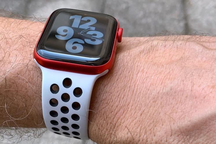 L'AppleWatch Series 7 aurait un écran peaufiné, mais ne ferait pas encore thermomètre