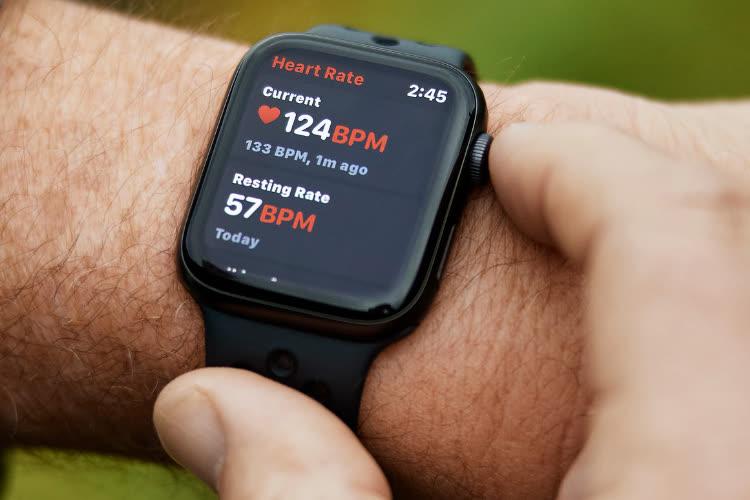 Les utilisateurs d'AppleWatch atteints d'arythmie cardiaque ne vont pas plus souvent chez le médecin