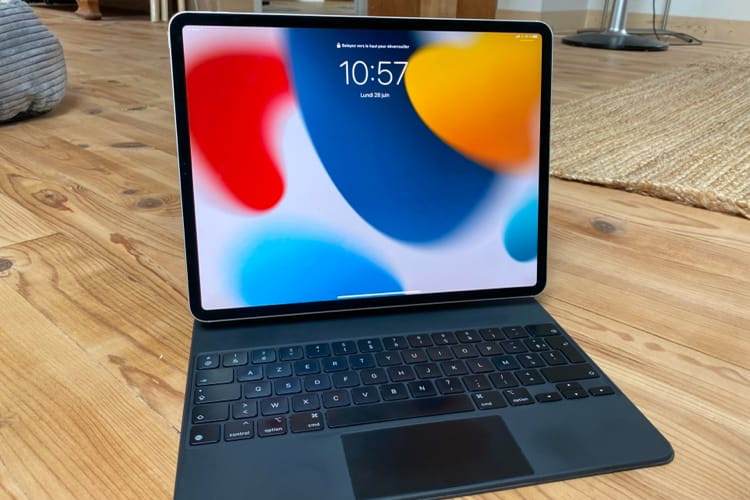 Voici comment iPadOS 15 améliore la prise en charge des claviers physiques