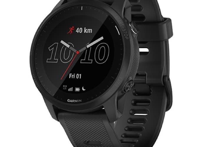 Garmin annonce la version cellulaire de sa montre Forerunner945