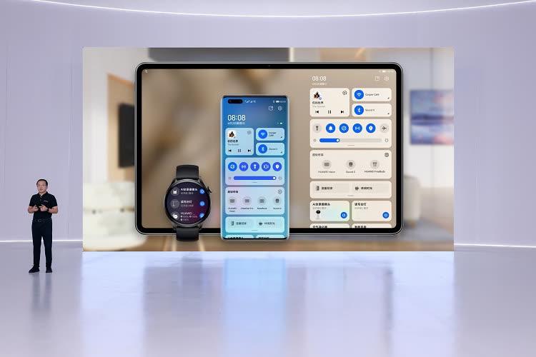 Huawei déploie HarmonyOS 2 sur ses appareils nouveaux comme anciens