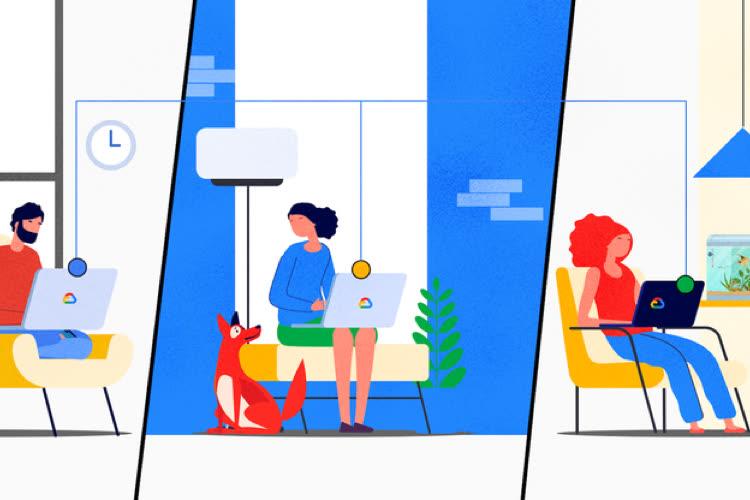 Google Workspace: la version survitaminée de Gmail accessible à tous