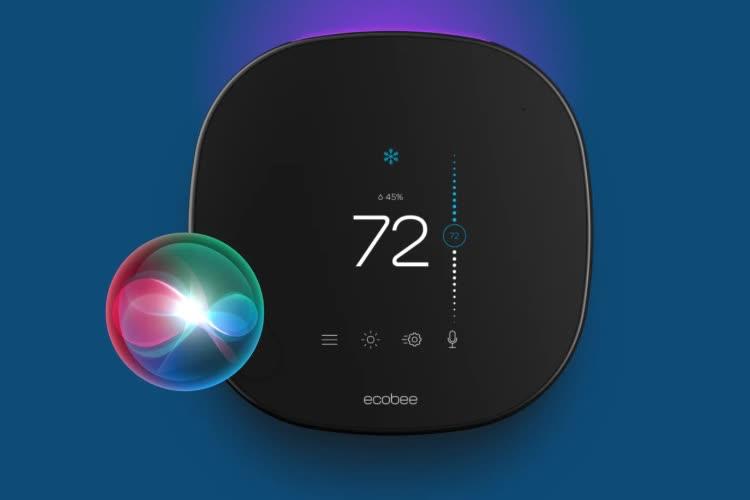 Siri sur les accessoires tiers nécessitera un HomePod