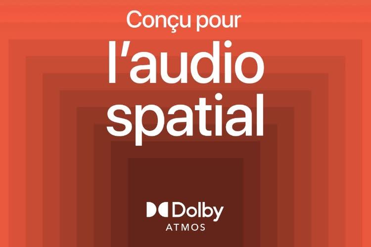 Les utilisateurs Android auront aussi droit à l'audio spatial d'AppleMusic
