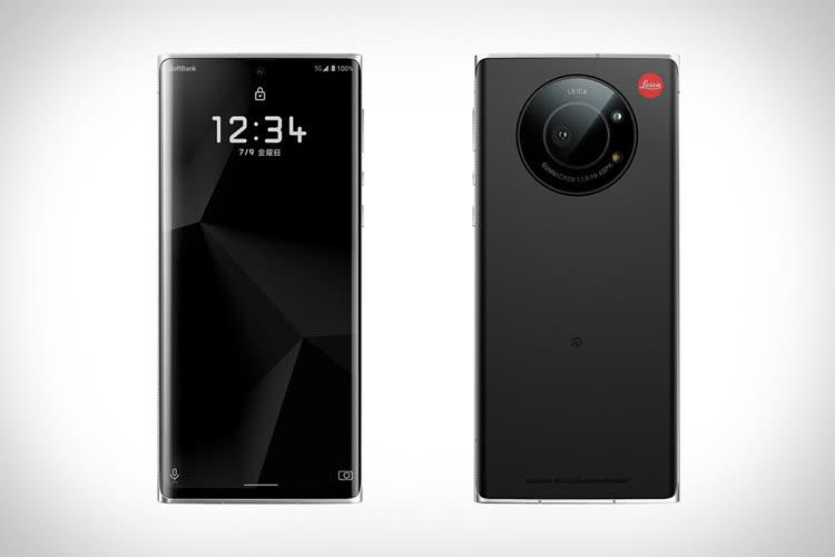 Leica annonce son téléphone au capteur photo impressionnant