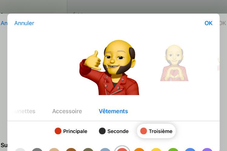 Les nouveautés d'iOS 15 bêta 2: SharePlay, les Memojis portent des vêtements, Plans s'anime…