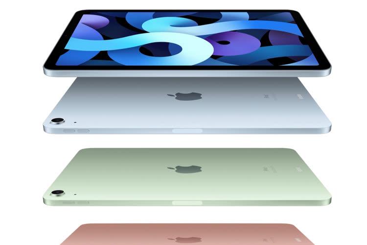 Promo : iPad Air Wi-Fi à 609€, cellulaire à 706€