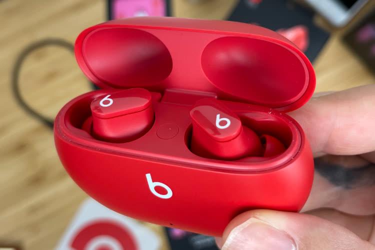 Test des Beats Studio Buds : un peu de tout pour tout le monde