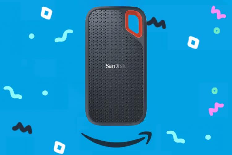 Prime Day: les SSD externes bradés, dont le SanDisk 1 To à 129€