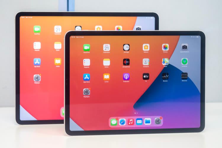 """L'iPadPro 11"""" 2021 déjà en promotion (-10%)"""