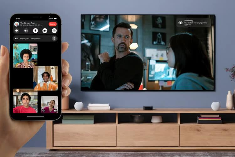 Apple jetterait-elle les bases d'une «AppleTV FaceTime»?