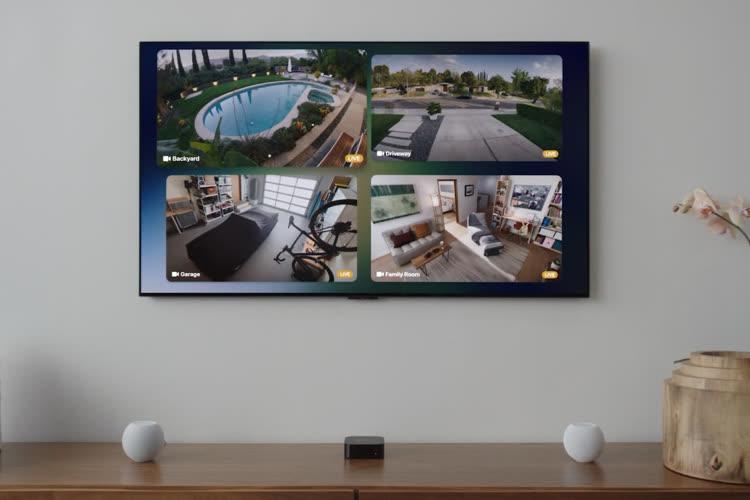 WWDC 2021 : Apple a de petites nouveautés pour la maison