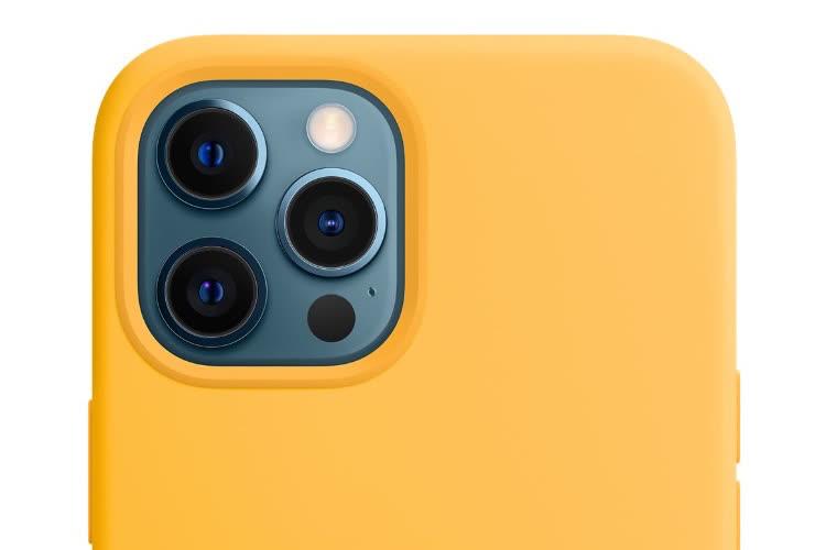 Trois nouveaux coloris estivaux pour les coques en silicone pour iPhone 12