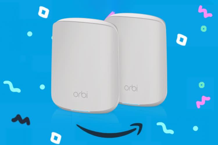 Prime Day : des kits Wi-Fi 6 dès 175€ (-35%)