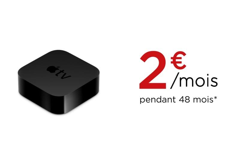 Tous les abonnés Free pourront bientôt commander une AppleTV4K pour 96€ 🆕