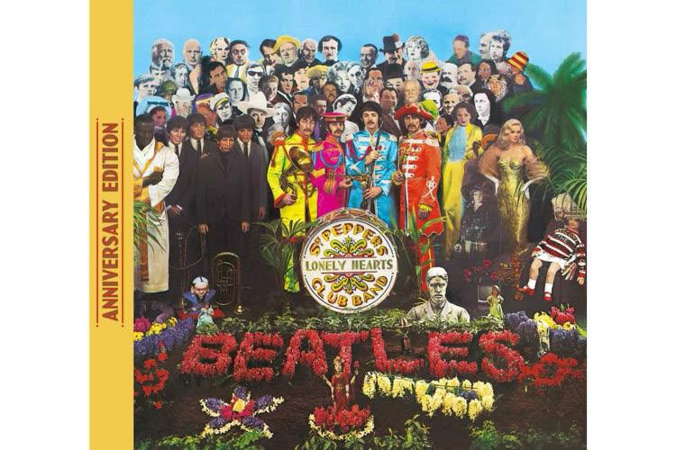 Un nouveau mixage Dolby Atmos en projet pour l'album Sgt. Pepper's des Beatles