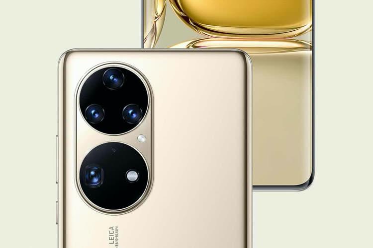 Huawei P50 : avec Snapdragon 888 et HarmonyOS, sans 5G ni Google