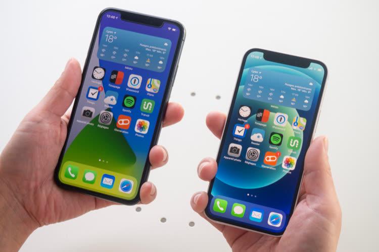 iPhone 12 : une baisse de prix jamais vue pour une génération en cours
