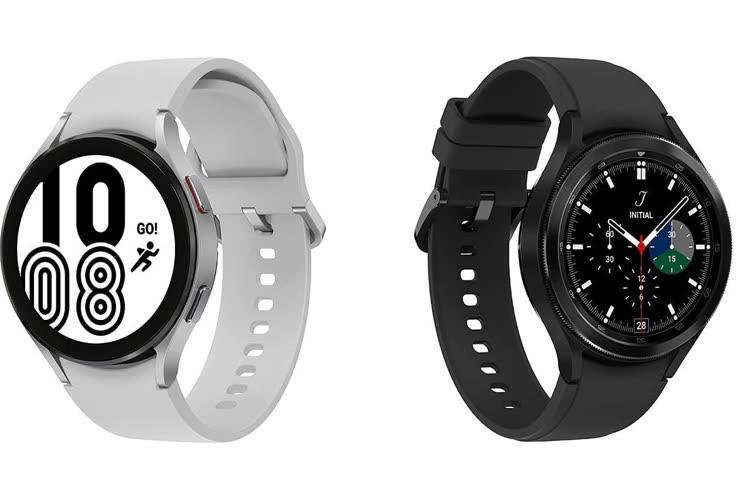 La Galaxy Watch 4 révélée par erreur sur Amazon