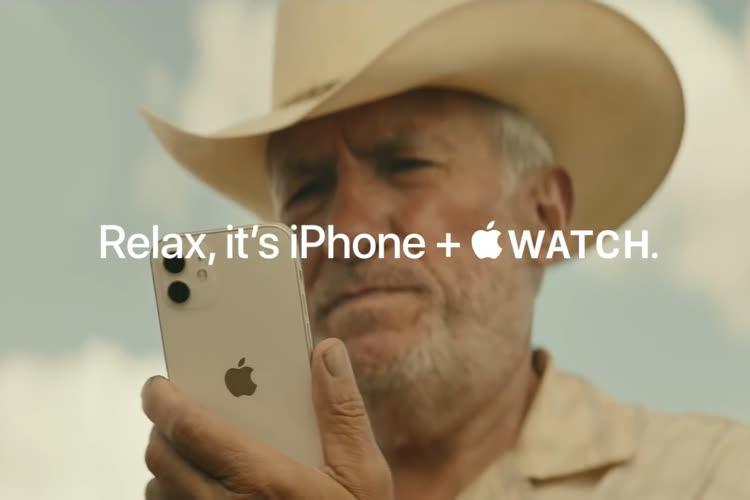video en galerie : Apple montre qu'il est plus facile de retrouver un iPhone12 qu'une aiguille dans une meule de foin