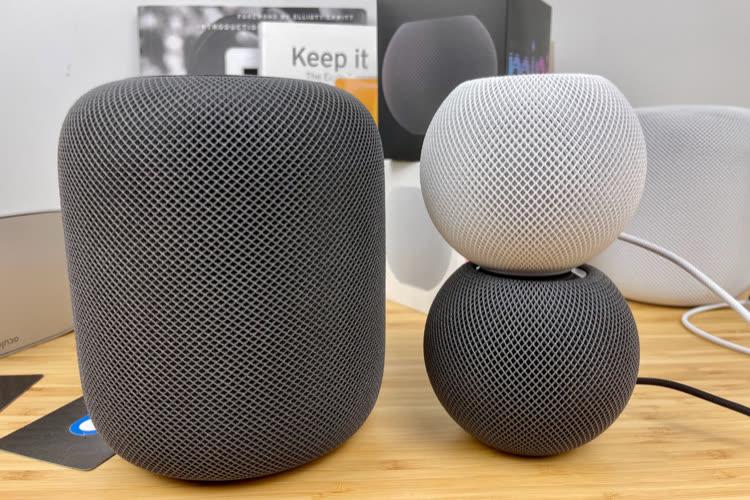 Le HomePod mini fait décoller les ventes d'enceintes Apple