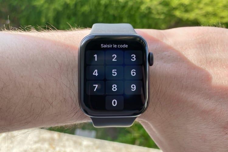 Les iPhone TouchID peuvent avoir du mal à déverrouiller une AppleWatch sous iOS14.7