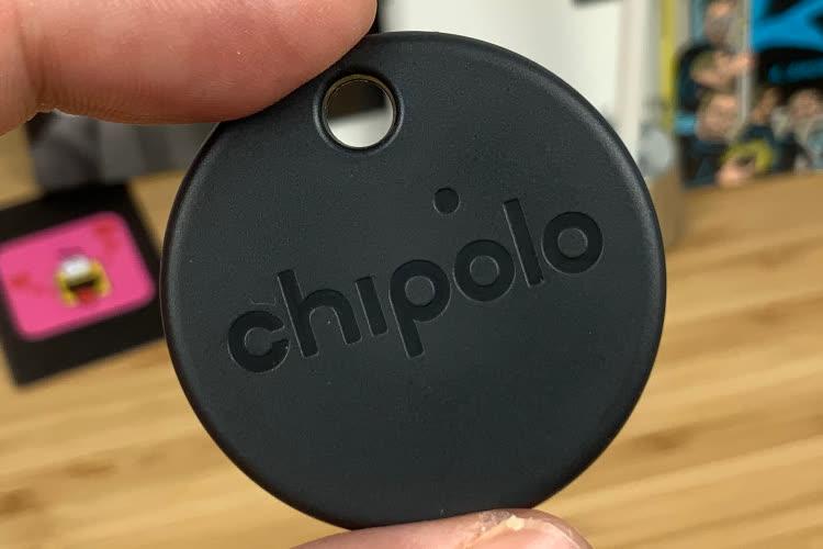 Test du Chipolo ONE Spot : un AirTag au rabais