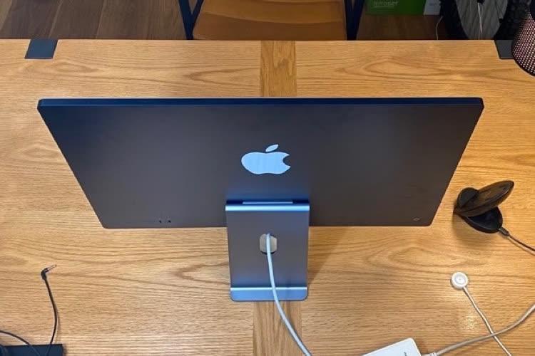 """iMac 24"""" M1 : où trouver du stock pour une livraison rapide"""