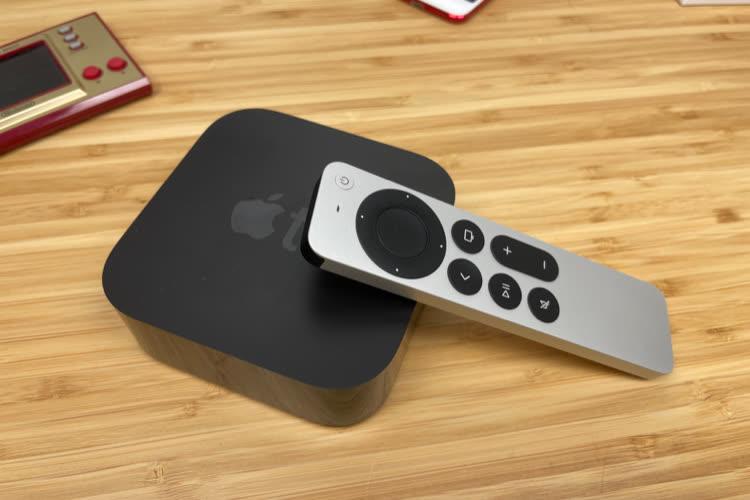 Déjà 10% de réduction sur l'AppleTV 4K 2021
