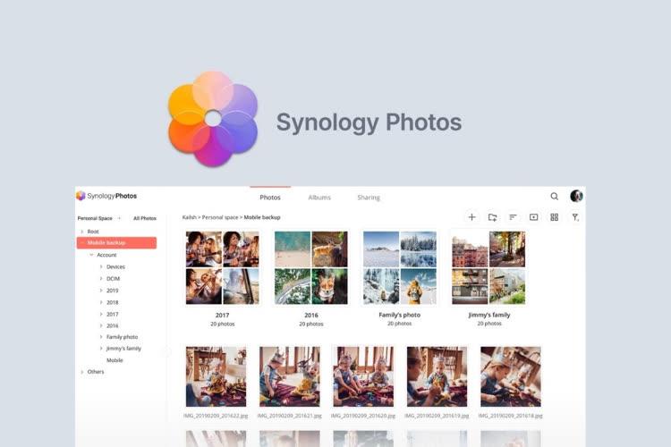 Synology Photos : un outil tout-en-un pour gérer efficacement vos images  📍