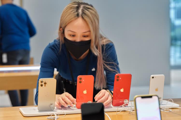 Merci les switchers pour le carton de l'iPhone au deuxième trimestre