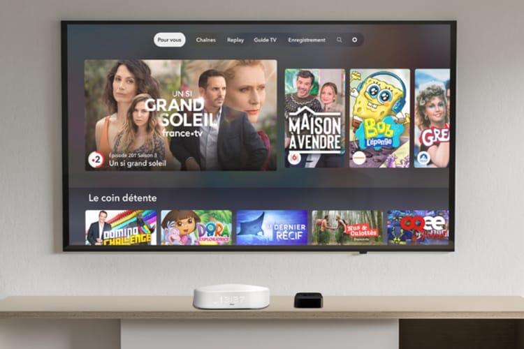Free propose l'AppleTV4K en guise de boîtier TV pour accompagner ses Freebox 🆕