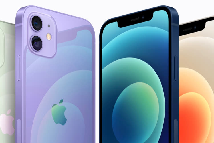 Promos : iPhone 12 mini dès 659€, iPhone12à759€