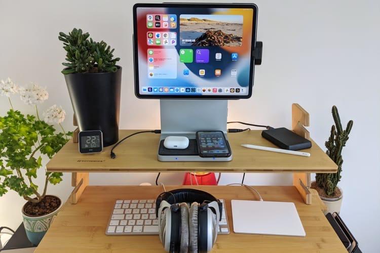 Test du StudioDock, une station d'accueil complète pour l'iPadPro