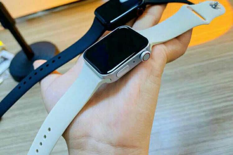 image en galerie : Des clones de la future AppleWatch font surface en Chine