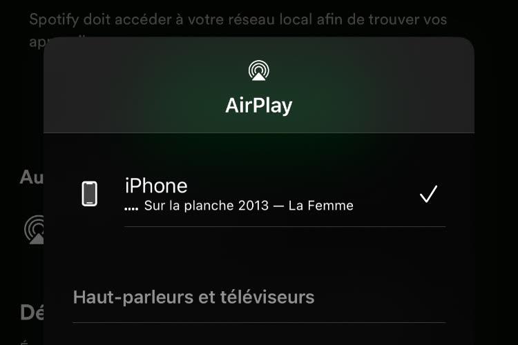 Spotify met en pause l