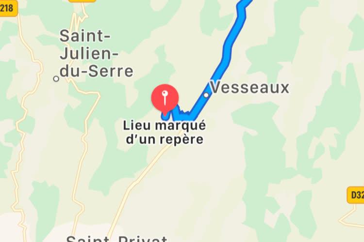 Tra i progetti, la mappa della Francia è ora la più colorata dell'itinerario