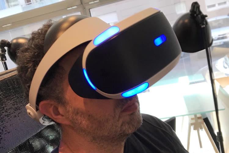 Sony veut des jeux AAA pour le futur casque VR de la PS5