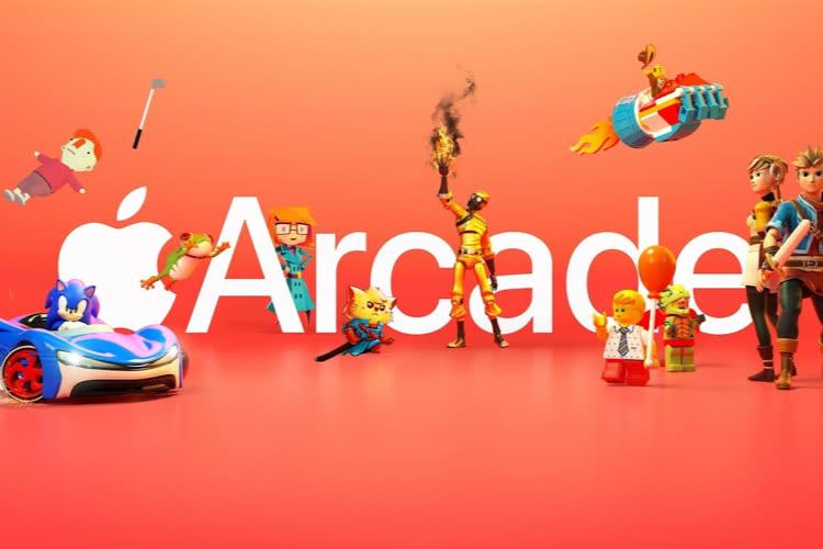 Apple Arcade : après presque deux ans, c